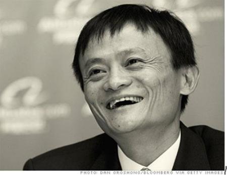 Chân dung Jack Ma